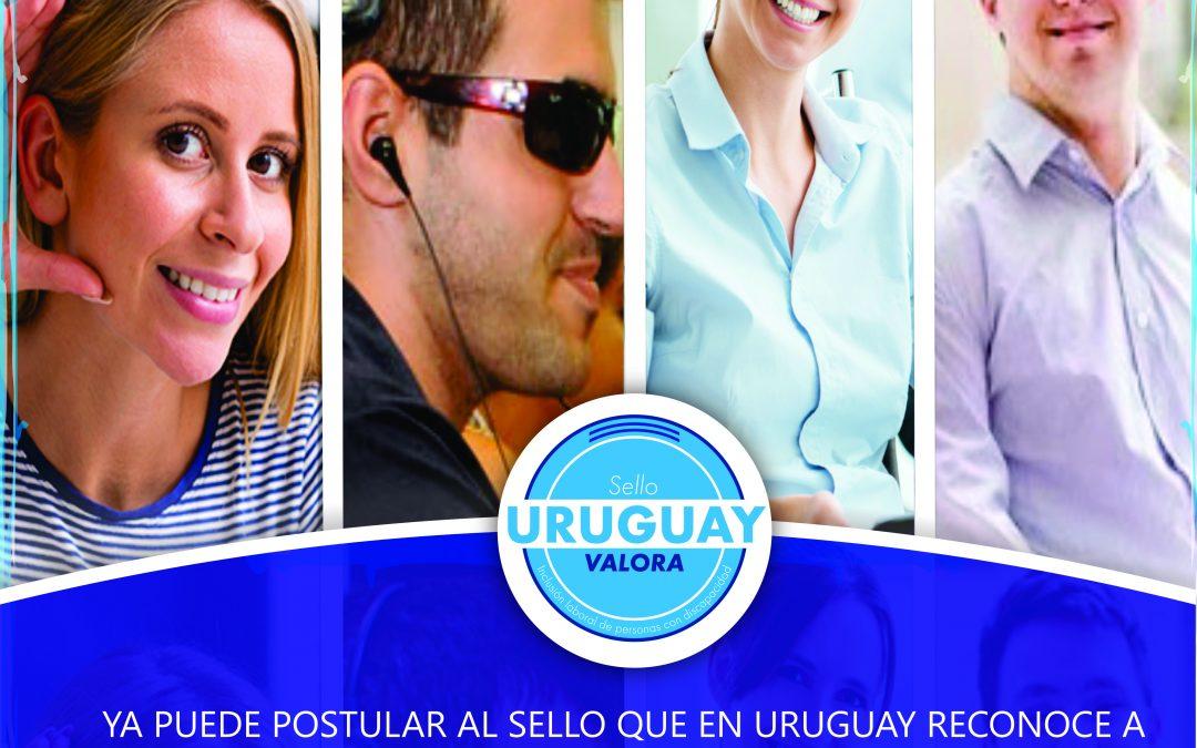 """Gestae Incluye, Mapfre, Securitas, Supermercados Ta-Ta y Uruguay Asistencia, las primeras empresas en lograr el sello """"Uruguay Valora"""""""
